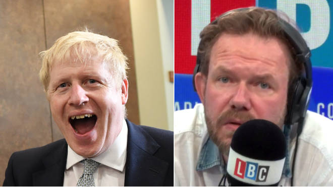James O'Brien explained Boris Johnson's dead cat theory