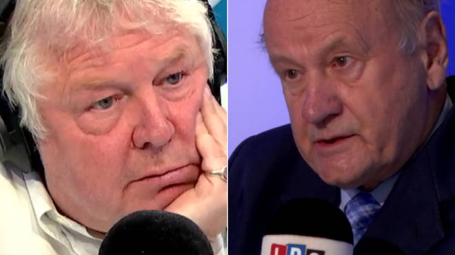 Nick Ferrari spoke to Sir John Stevens