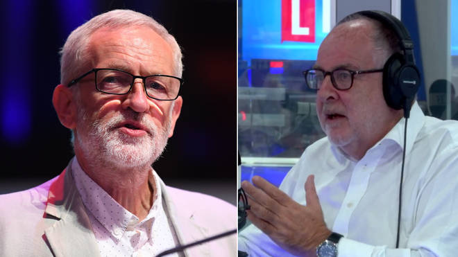 Lord Falconer told LBC there were probably thousands of anti-Semites in the Labour Party