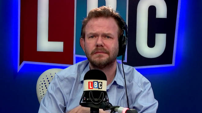 James O'Brien was shocked by what he heard