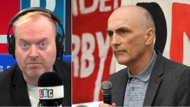 Darren Adam responded to Chris Williamson's readmission to Labour