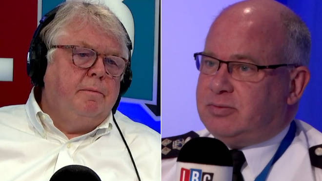 Nick Ferrari grilled Craig Mackey