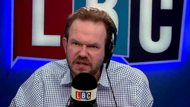 James O'Brien was angry by what Mo told him