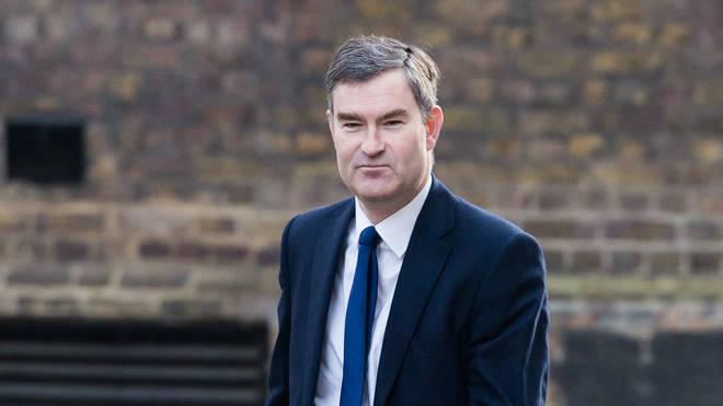 Justice Secretary David Gauke