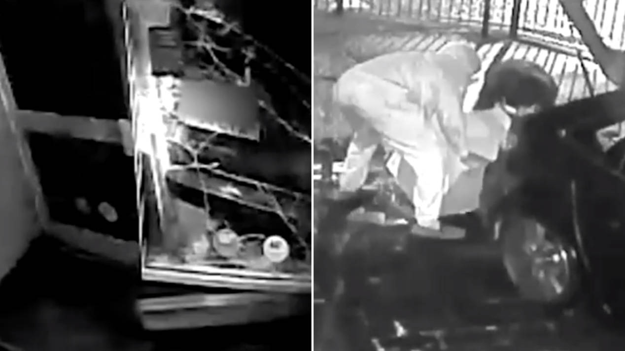 Ram Raiders Jailed After Police Find Suspects Hiding In Birmingham Canal