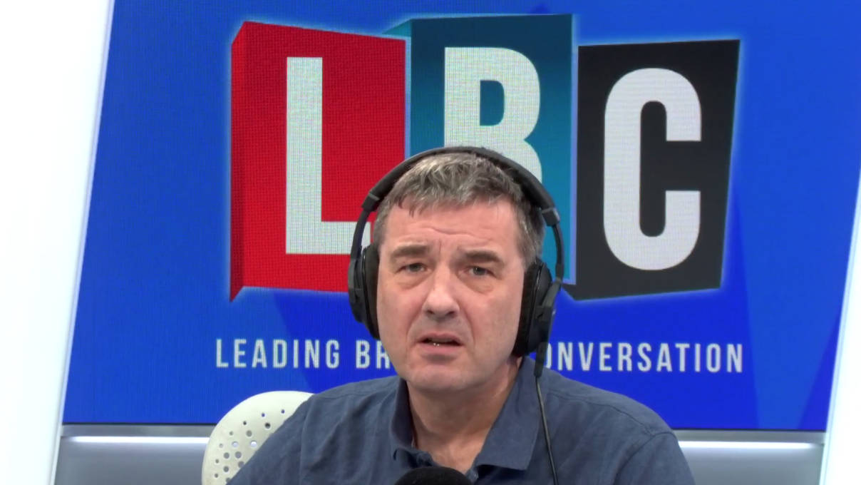 Caller Tells LBC Her 7-Year-Old Daughter Was Threatened With A Knife In Primary School
