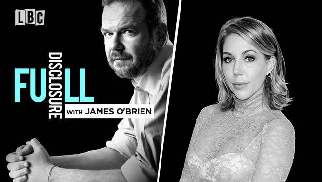 Full Disclosure's guest this week is Katherine Ryan