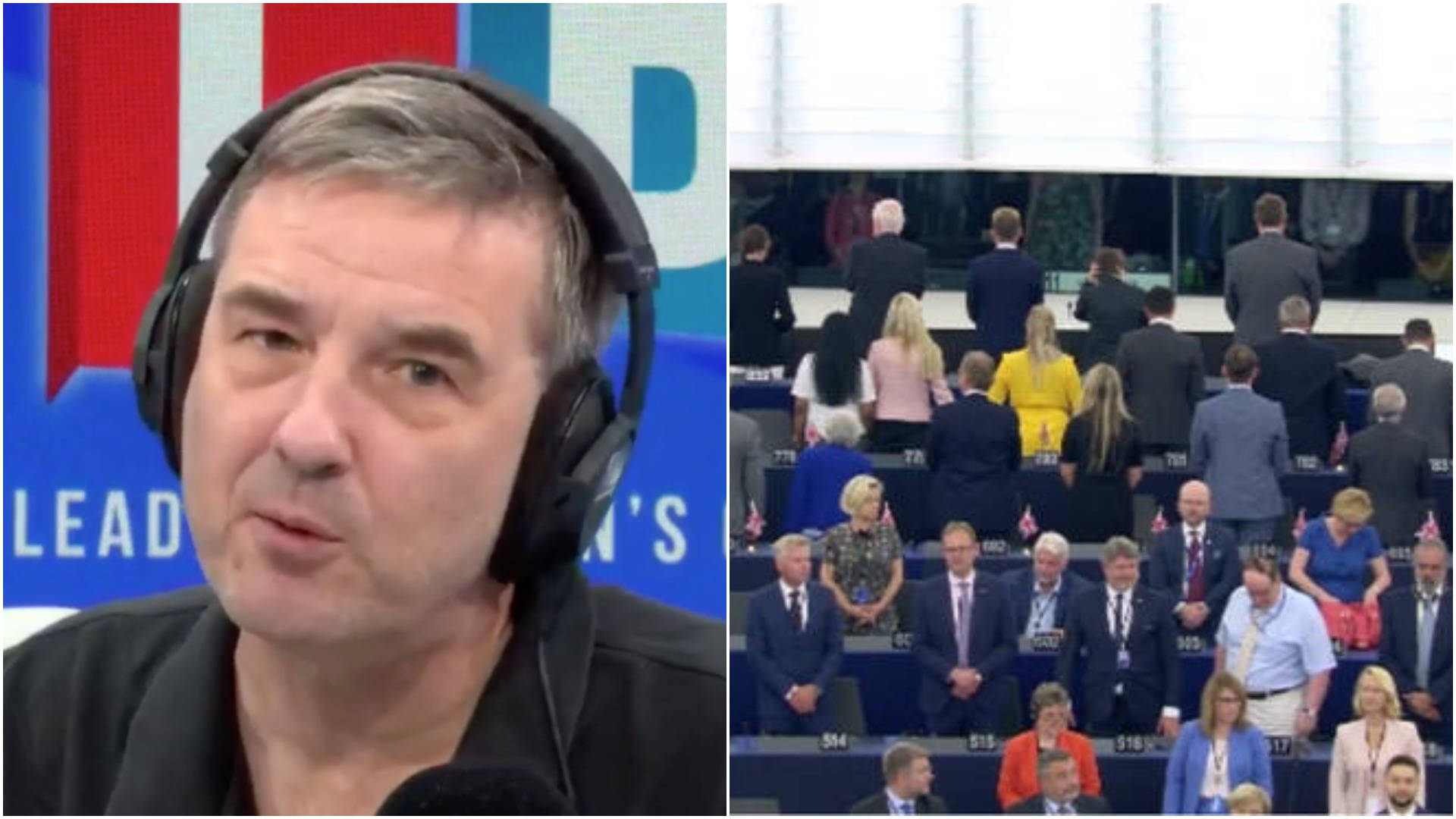 This Debate About Brexit Ended Up With Two MEPs In A Slanging Match