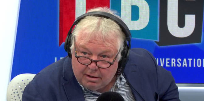 Nick Ferrari had a lot of fun going through the BBC's top earners