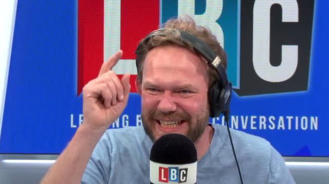James O'Brien was so impressed with Alison's points