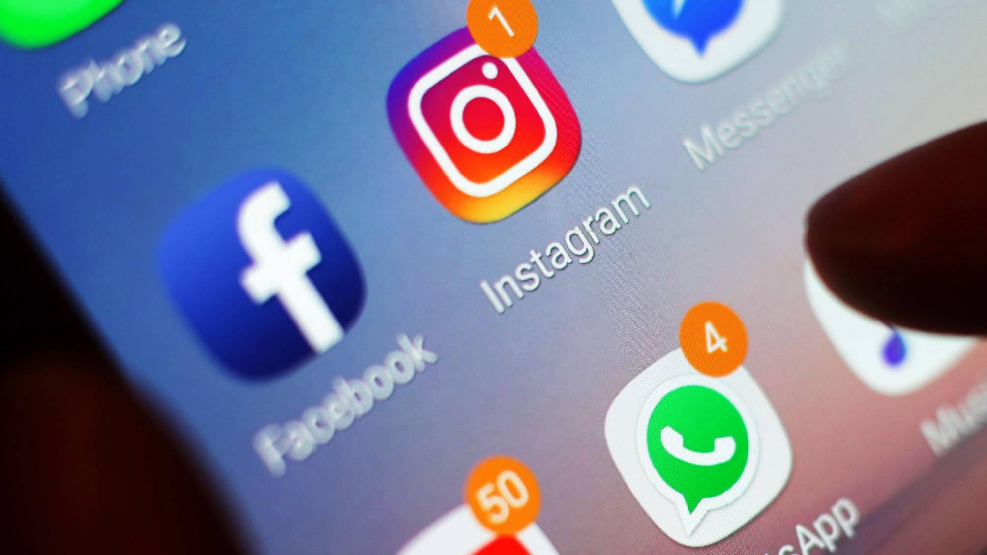 Layanan Instagram, Whatsapp dan Facebook Kini Normal Kembali