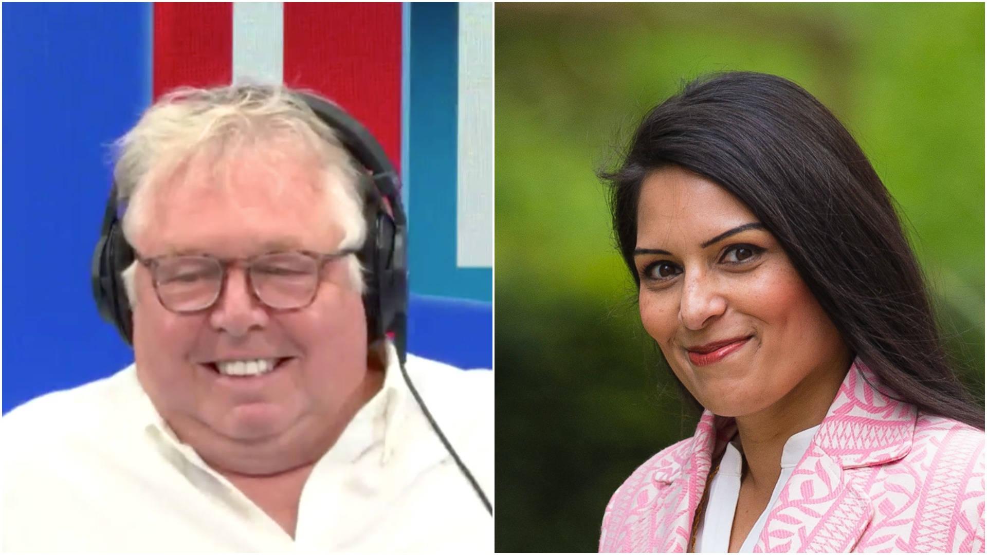 "Priti Patel Tells LBC Tory Cuts Have Had A ""Negative Impact"""