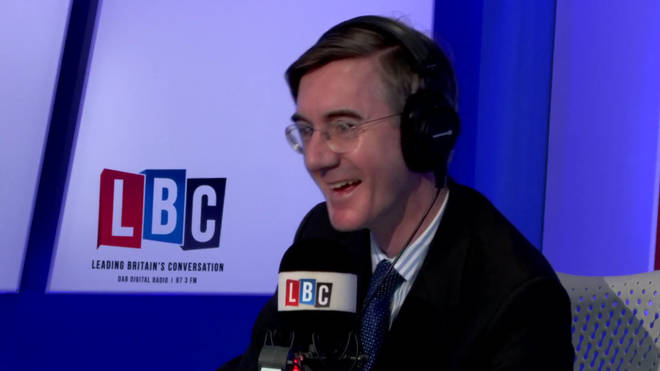 Jacob Rees-Mogg On LBC