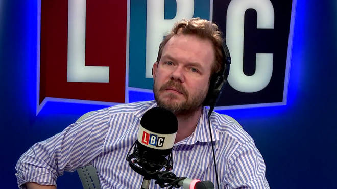 The Windrush row made James O'Brien very angry