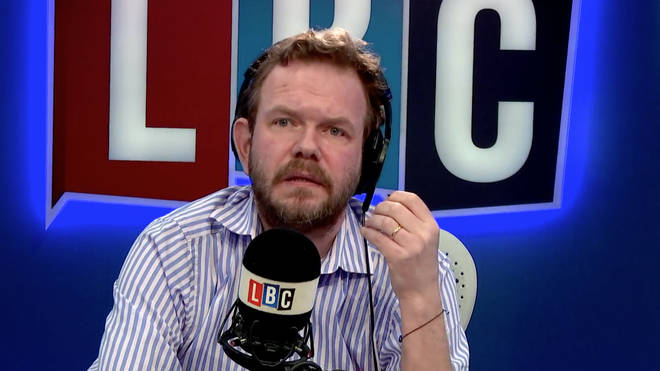Vincent Harrison called James O'Brien on Monday