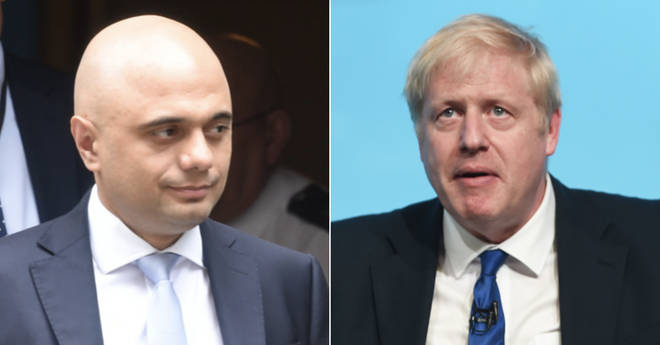 Sajid Javid has announced he is supporting Boris Johnson for Conservative leadership