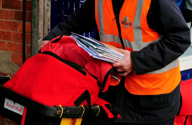 Eight postmen and women are attacked by dogs every day