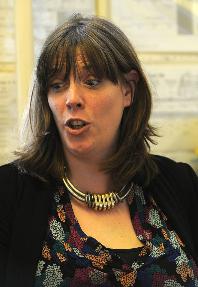 Jess Philips, Labour MP for Birmingham Yardley, spoke with Andrew Castle Photo: PA