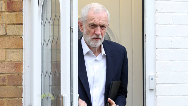 Labour leader Jeremy Corbyn has faced criticism for the handling of anti-Semitism within the party