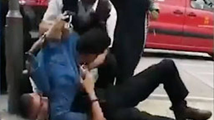 Police Accused Of Brutality After Video Of Man's Arrest Over Parking Goes Viral