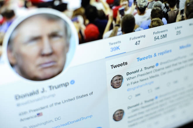 Donald Trump has been critical of the UK on Twitter a number of times