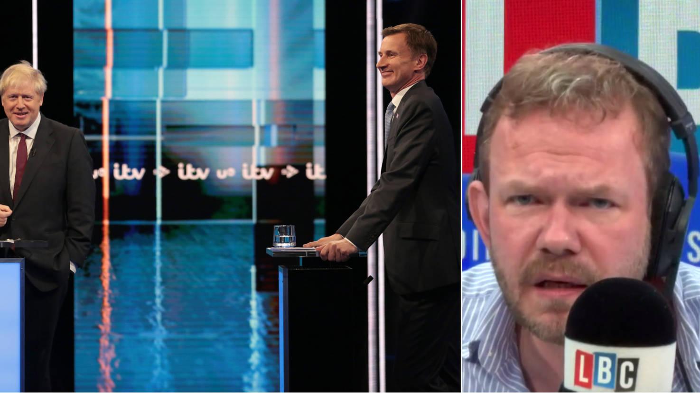 James O'Brien's Brutal Take On Boris Johnson And Jeremy Hunt