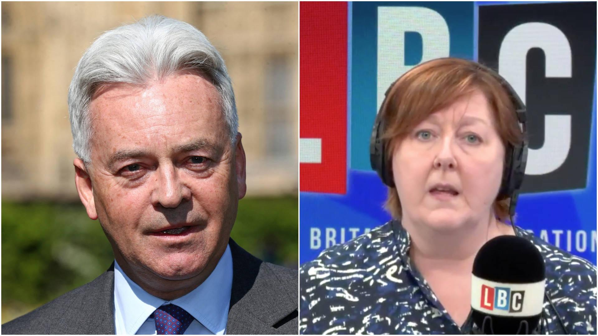 Alan Duncan: Boris Johnson Threw Sir Kim Darroch Under The Bus To Suck Up To Trump