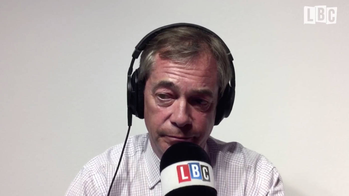 Nigel Farage: Nobody Has Done As Much As Me To Eradicate The Far-Right In The UK