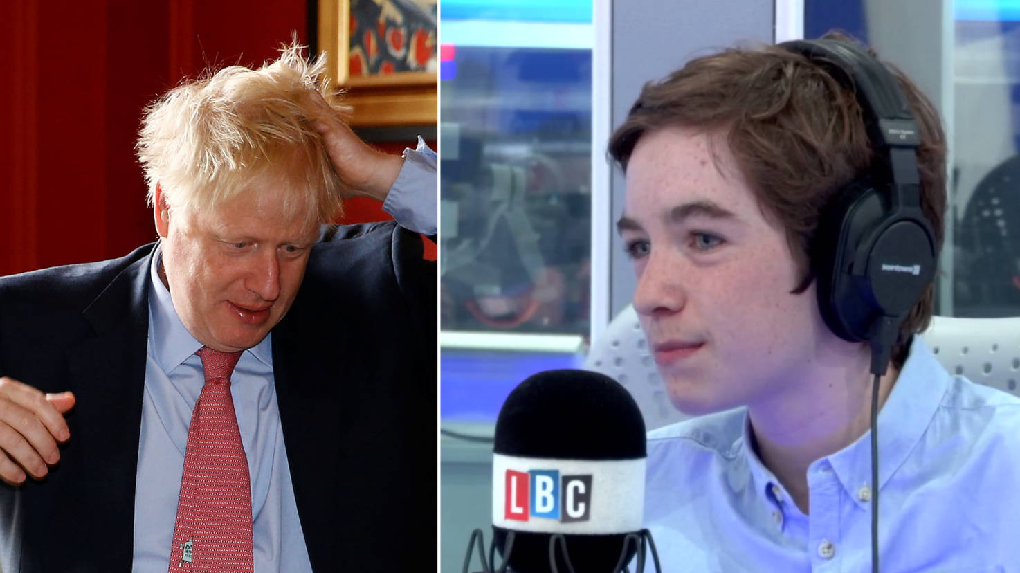 This 16-Year-Old Took Apart Boris Johnson's Position On Brexit