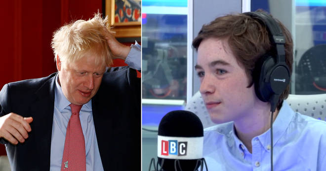 Alex McGovern really impressed LBC listeners with his views