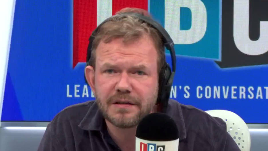 James O'Brien Cuts Off Labour Voter After Outrageous Anti-Semitism Claim