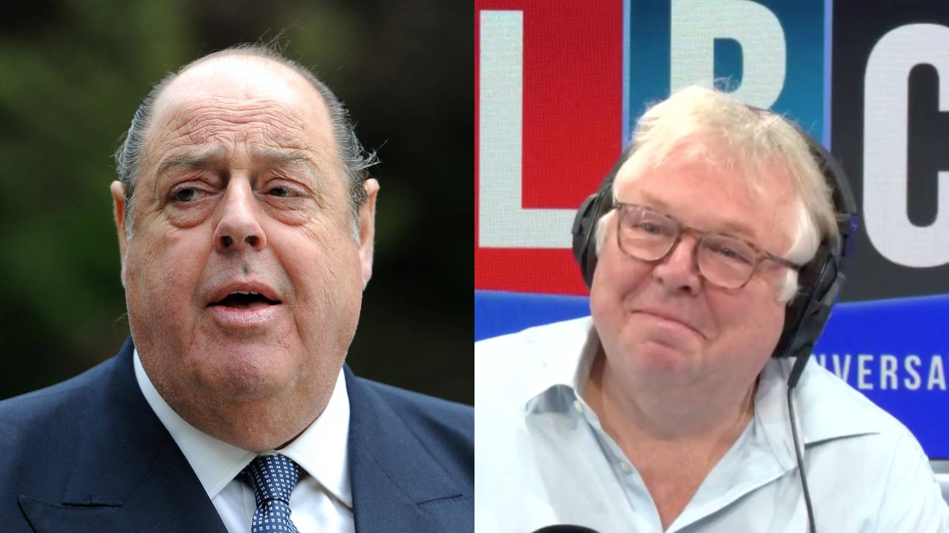 "Sir Nicholas Soames: Boris Johnson's Remarks On Darroch ""Unforgivable"""