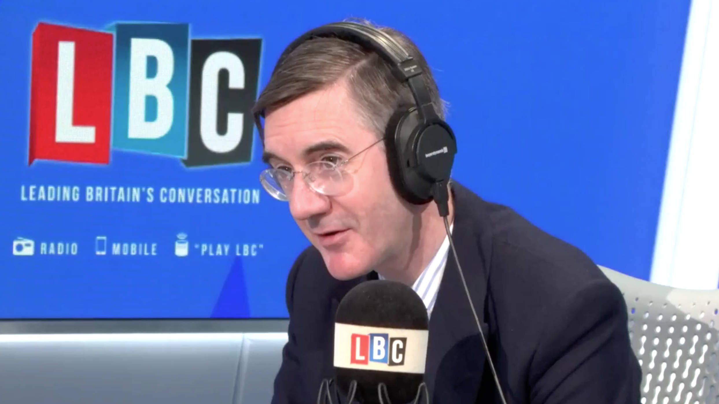 The Jacob Rees-Mogg Show: Watch From 6pm