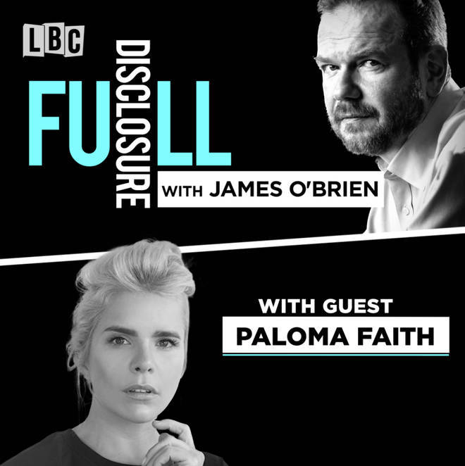 Full Disclosure with Paloma Faith
