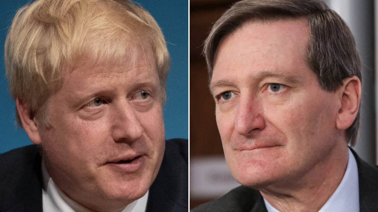 Dominic Grieve Admits He May Resign Tory Whip If Boris Johnson Wins Leadership Contest