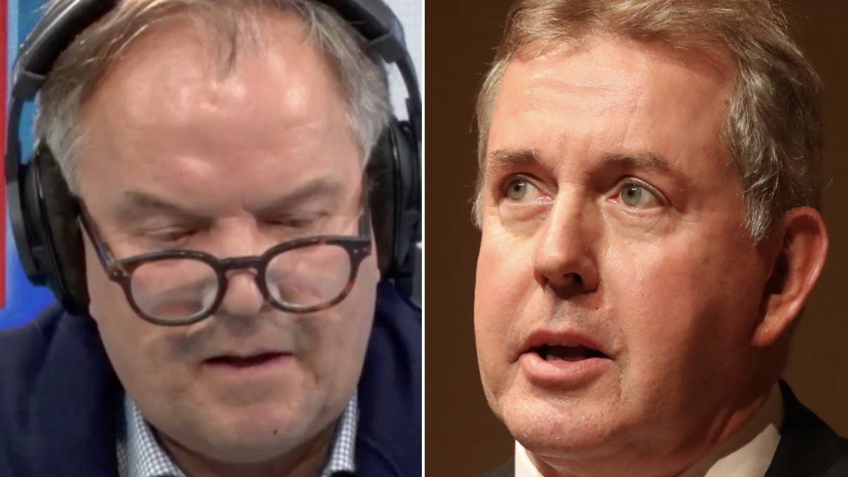 Matt Frei Challenges Tory MP Over Boris Johnson's Stance On Ambassador Leak