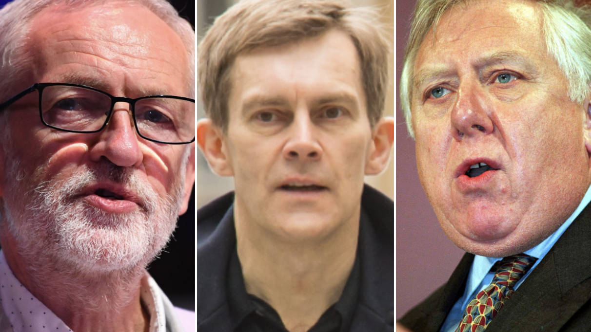 Labour Grandee Slams Seumas Milne's Influence Over Party's Handling Of Anti-Semitism