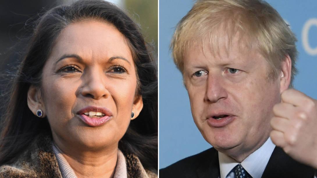 Gina Miller Preparing Legal Case To Stop Boris Johnson Proroguing Parliament