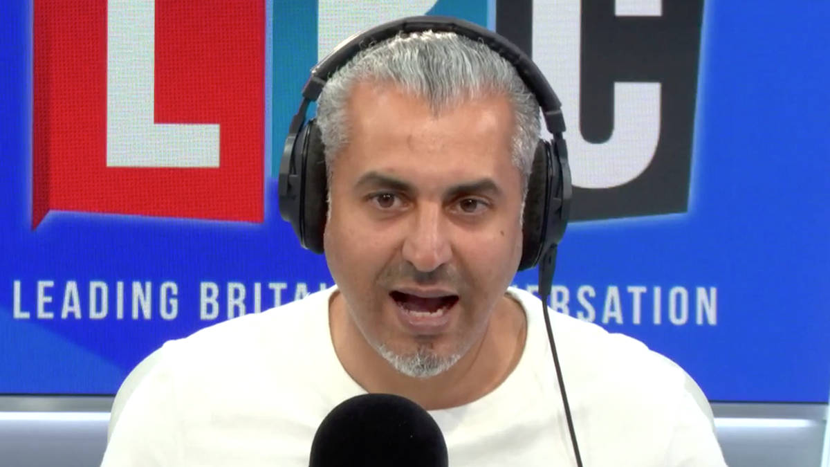 Maajid Nawaz Tells The Labour Party It May Be Too Late For It To Overcome Anti-Semitism