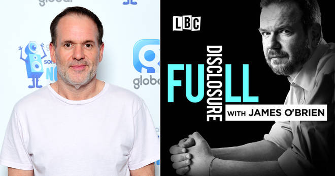 Chris Moyles is this week's guest on Full Disclosure