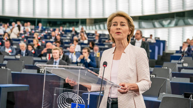 Ursula von der Leyen would be prepared to extend Brexit