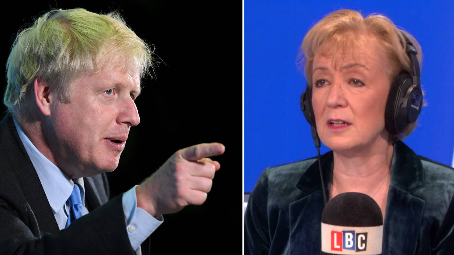 Andrea Leadsom Hints At What Boris Johnson's Plan For No-Deal Brexit Could Be