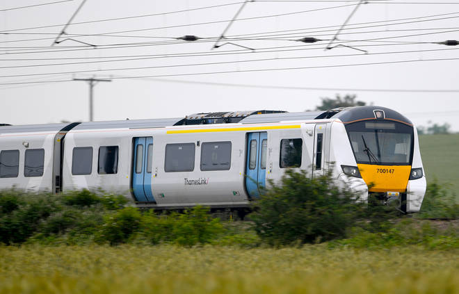 A passenger died on a Gatwick Express train in August 2016