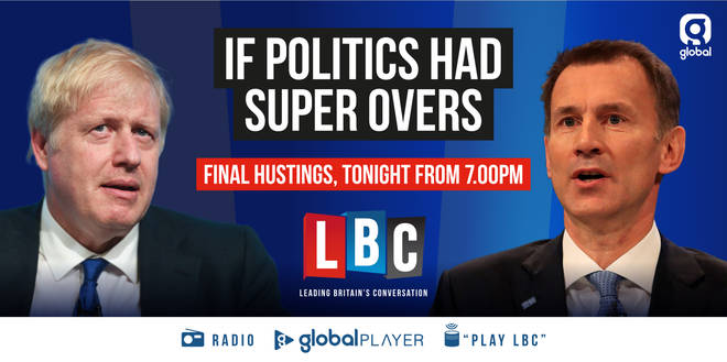 If Politics Did Super Overs...