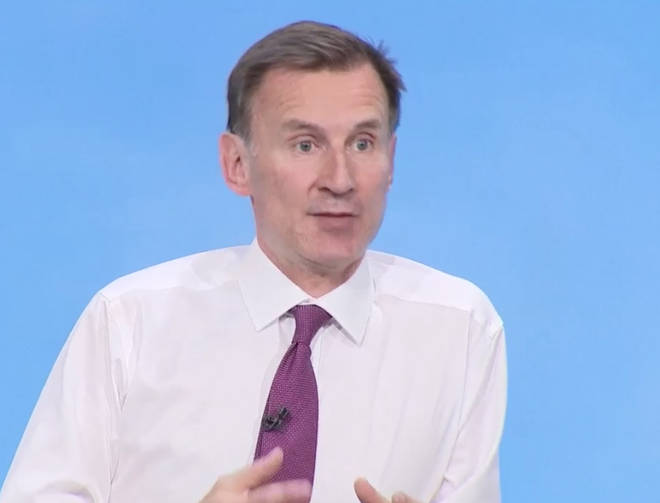 Jeremy Hunt has said Theresa May's Brexit withdrawal agreement is dead.