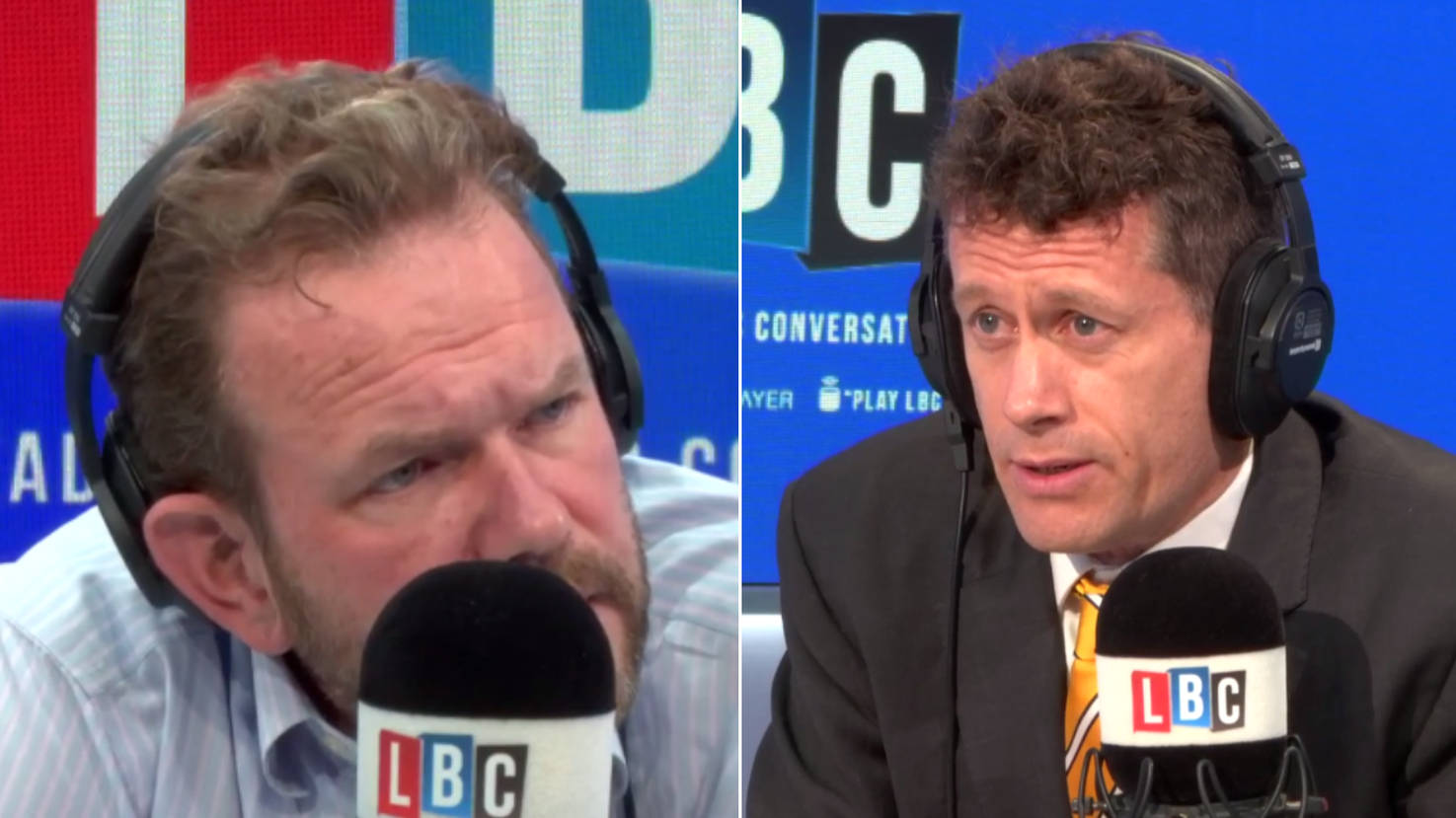 UK Would Be Only Country To Trade Exclusively On WTO Terms, Expert Tells James O'Brien