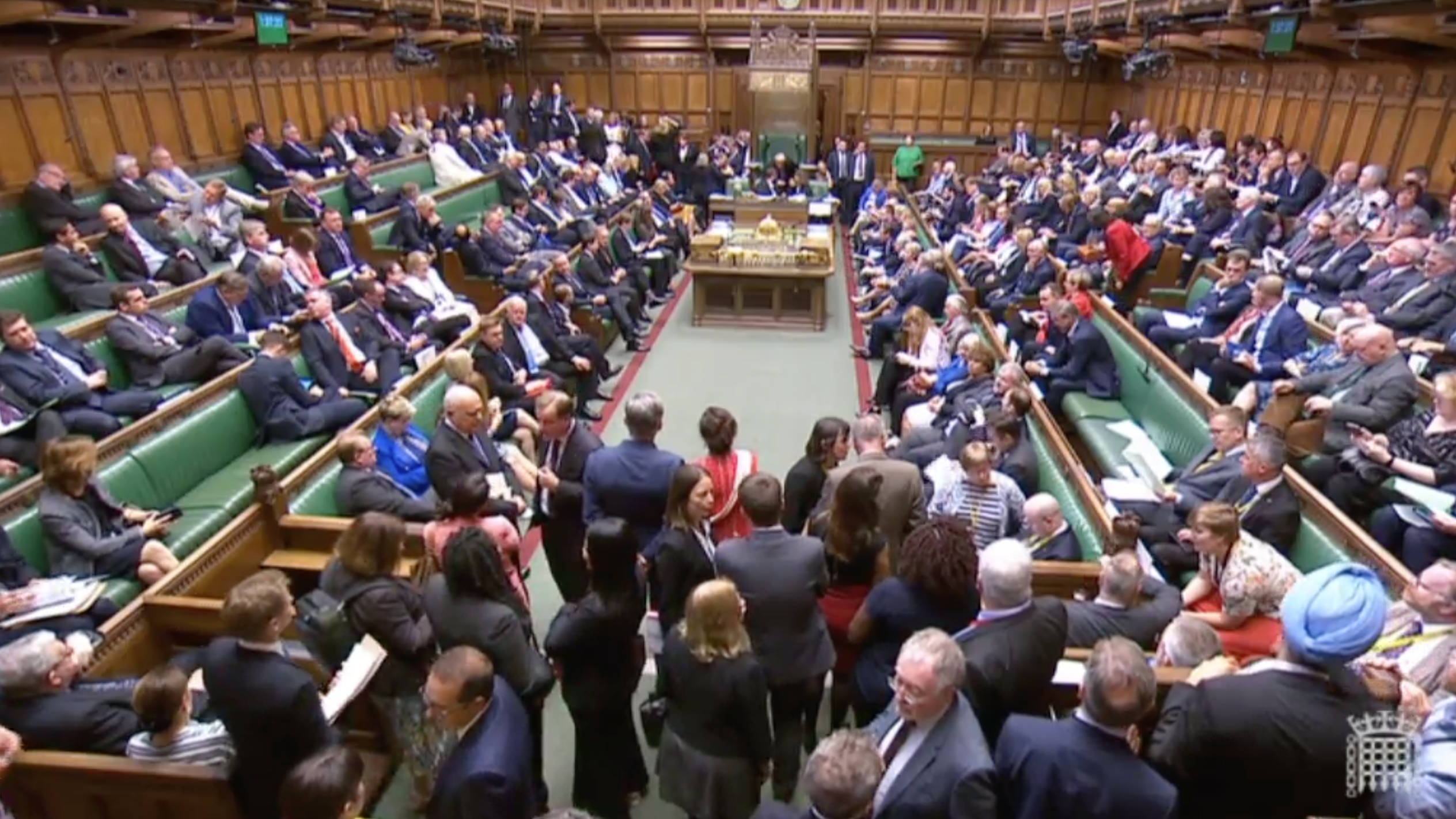MPs Vote To Make It More Difficult For The New Prime Minister To Suspend Parliament