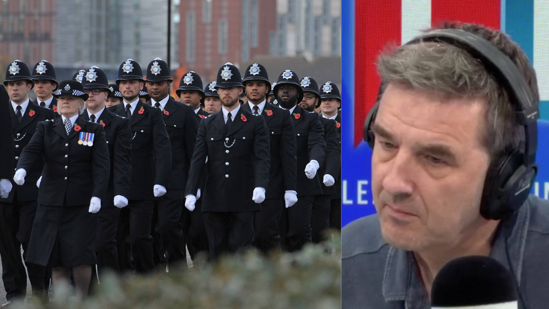 """No Wonder Collars Aren't Being Felt"" This Caller Rages About PC Policing"