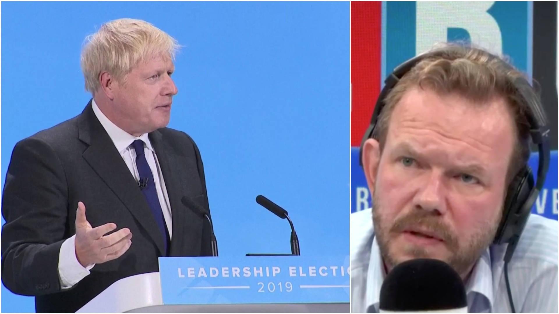 James O'Brien's Stark Warning About Boris Johnson's Motivations