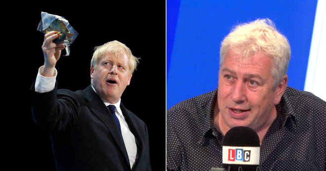 Rod Liddle doesn't believe Boris backs Brexit